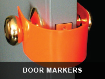 Evacuation Door Markers